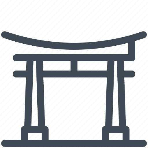 Japan, monument, world icon - Download on Iconfinder