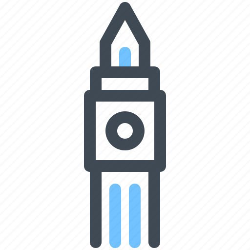 Ben, big, england, landmark, monument, world icon - Download on Iconfinder
