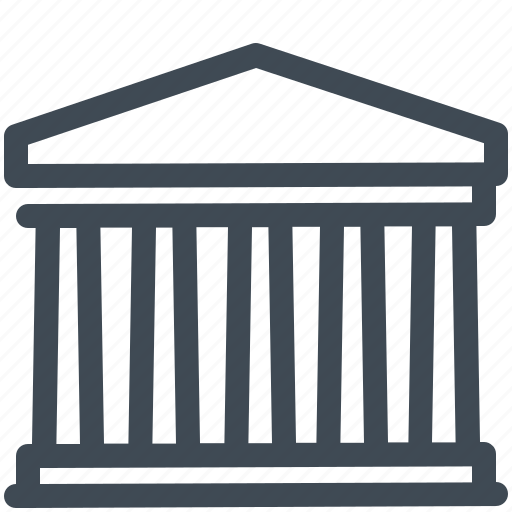 Athens, building, greece, monument, parthenon icon - Download on Iconfinder