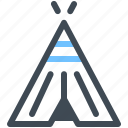 america, indians, landmark, tent, wigwam