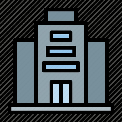 Landmark, building, house, real, estate, home icon - Download on Iconfinder