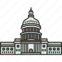capitolio, national, government, building, cuba