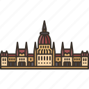 hungarian, parliament, government, hungary, architecture