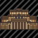national, academic, opera, theater, belarus