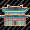 gyeongbokgung, palace, heritage, historic, korea