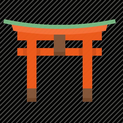 itsukushima, japan, landmark, shrine icon