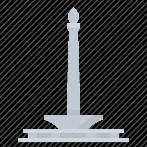 indonesia, landmark, mona, monument, national icon