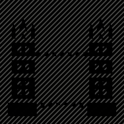 Bridge, landmark, london, tower icon - Download on Iconfinder