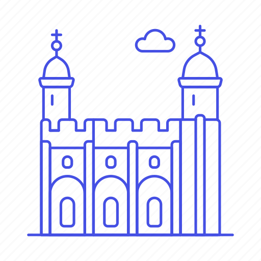 architecture, england, landmarks, london, monument, national, of, tower, uk icon