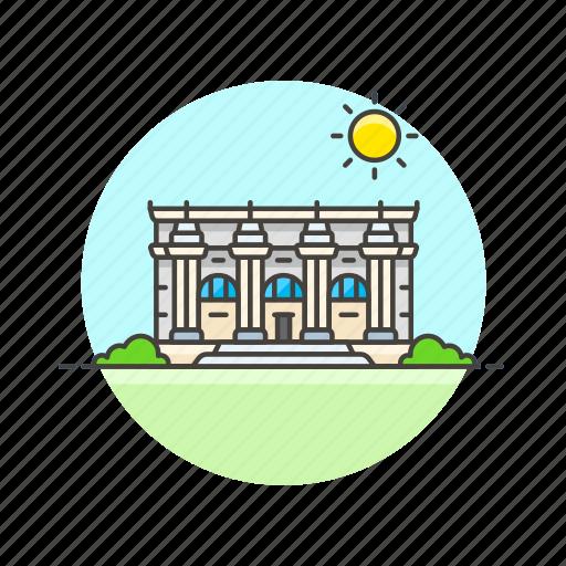 architecture, art, famous, landmark, metropolitan, monument, museum, of icon