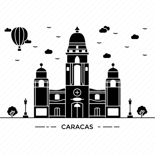 architecture, building, capital, caracas, landmark, monument, state icon
