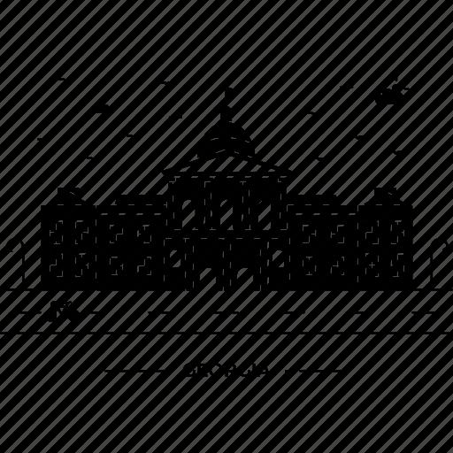 architecture, building, capital, ceorgia, landmark, monument, state icon