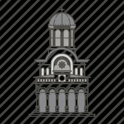 antim, famous, landmarks, monastery, world icon