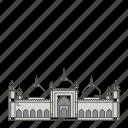 badshahi, famous, landmarks, mosque, world icon