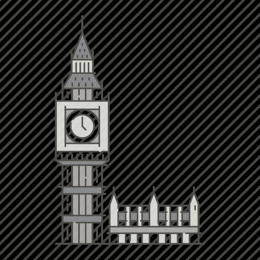 ben, big, famous, landmarks, world icon