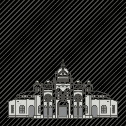 cartago, famous, landmarks, world icon