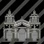 cathedral, cjrdoba, famous, landmarks, of, world icon