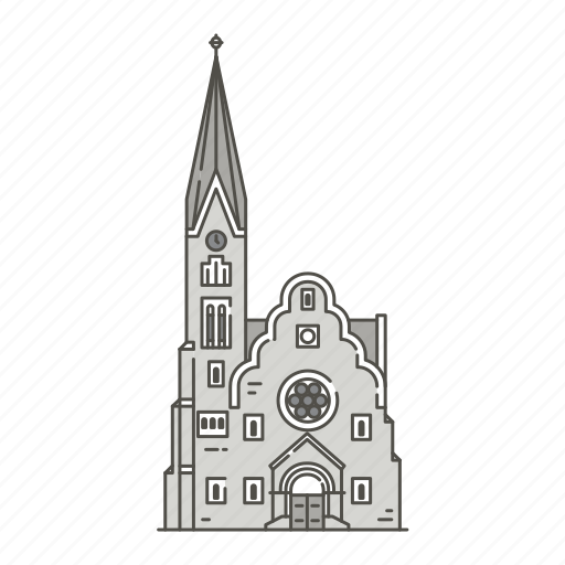 christ, church, famous, landmarks, windhoek, world icon