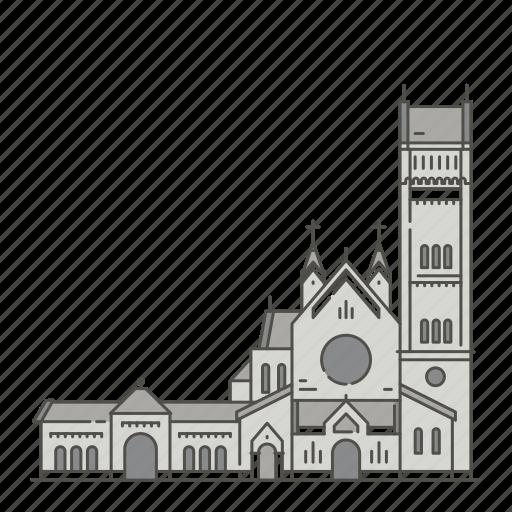 church, famous, helena, landmarks, saints, simon, world icon