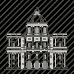 church, engrrcia, famous, landmarks, of, santa, world icon