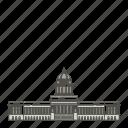 el, landmarks, capitolio, famous, world icon
