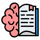 brain, book, language, learning