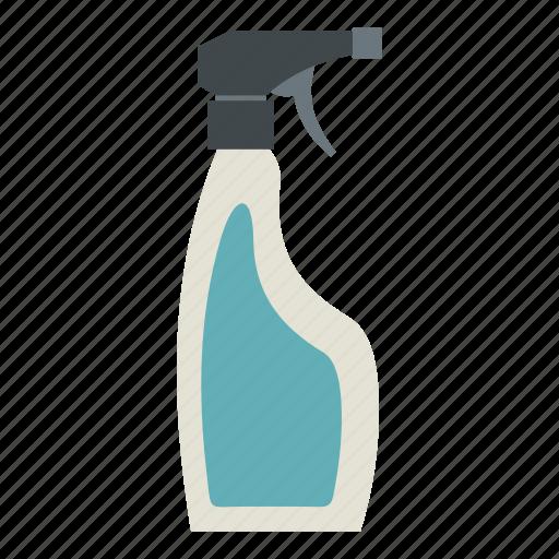 aerosol, bottle, cleaner, plastic, sanitary, spray, sprayer icon