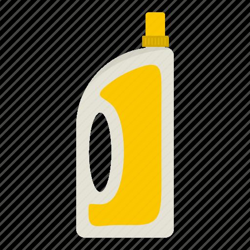 detergent, hygiene, laundry, liquid, plastic, soap, white icon