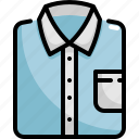 clothes, clothing, laundry, shirt