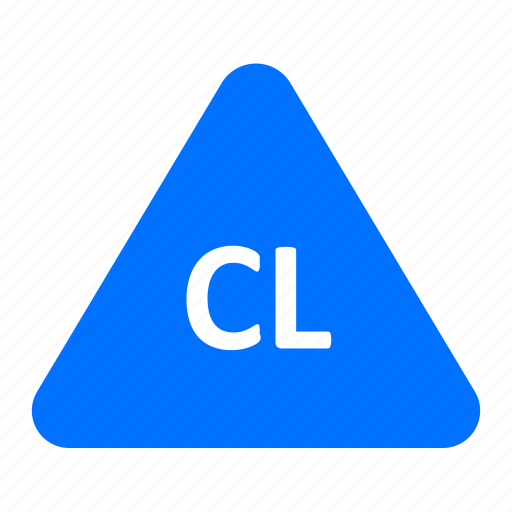 chlorine, instructions, laundry icon