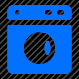 appliance, laundry, machine, washing icon