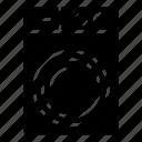automation, cleaning, laundry, machine, washing icon