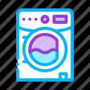 laundry, machine, service icon icon