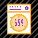 dry, laundry, machine, service icon icon