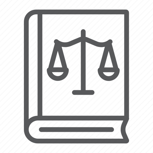 Book, guide, justice, law, legal, libra, rules icon - Download on Iconfinder