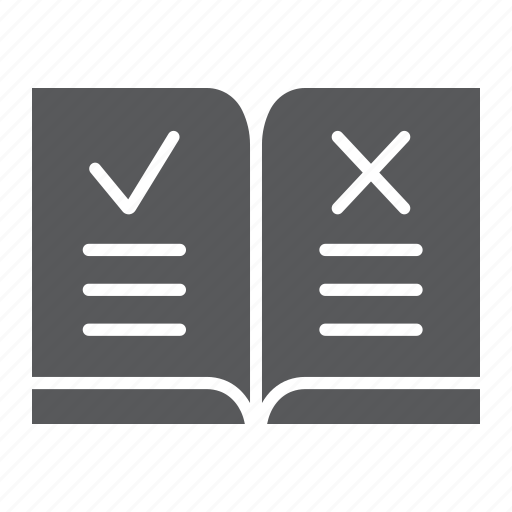 book, guide, justice, law, legal, rules icon