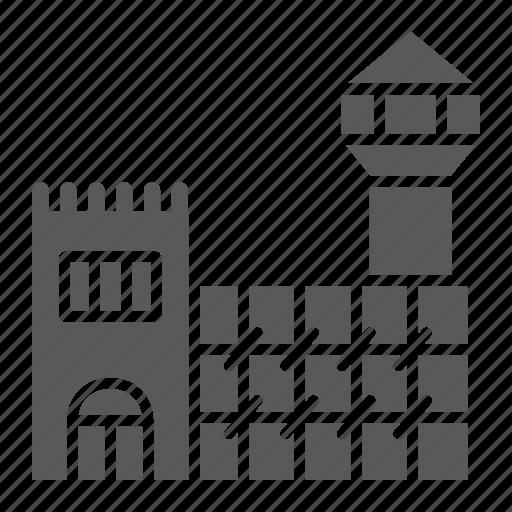Arrest, cell, criminal, jail, law, prison, wall icon - Download on Iconfinder
