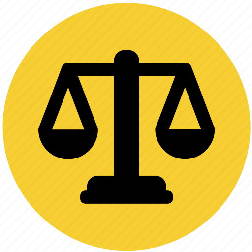 balance, compare, justice, law, scale, weigh icon