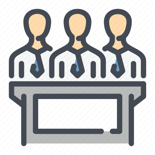 Institution, jury, justice, law, people icon - Download on Iconfinder
