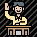 courtroom, defendant, man, testimony, witness