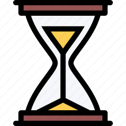 court, crime, hourglass, law, lawyer, police icon