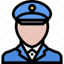 court, crime, law, lawyer, police, policeman icon