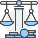 banking, case, financial, institutions, law, legal, regulations icon