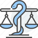 care, federal, health, jurisprudence, justice, law, patients icon