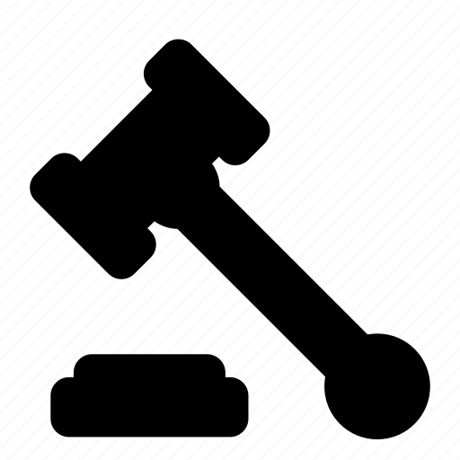 gavel, judge, judgement, law, lawyer icon