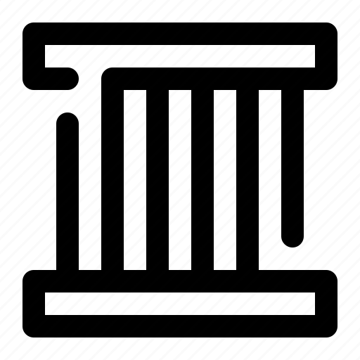 Criminal, jail, justice, law, prison, prisoner icon - Download on Iconfinder