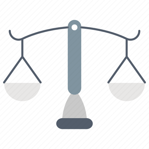 Balance, court, justice, law, law & police, legal icon - Download on Iconfinder