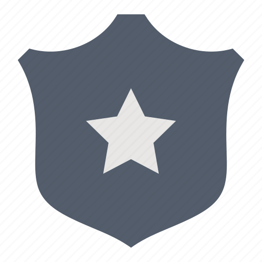 law & police, protect, protection, shield icon