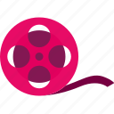 computer, layer, movie, video icon