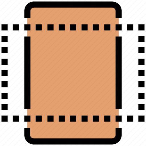design, layout, rotate, sections, sign icon